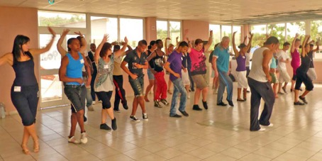 SalsaVista Dansreizen